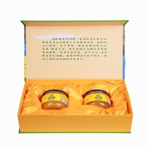 桐梓 土蜂蜜 礼品盒装 250g * 2